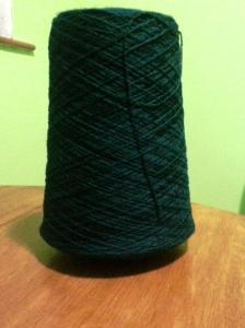 wool cone