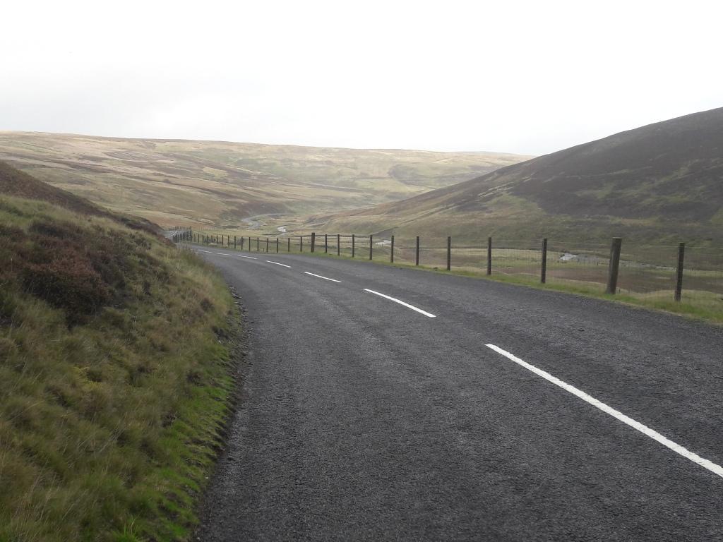 Descent from Leadhills to Elvanfoot